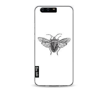 The Drawn Moth - Huawei P10