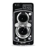 Casetastic Softcover Huawei P10 Lite - Camera Retro Lens