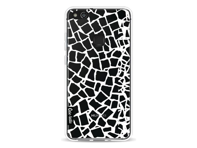 Casetastic Softcover Huawei P10 Lite - British Mosaic White Transparent