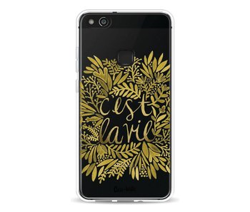 Cest La Vie Gold - Huawei P10 Lite
