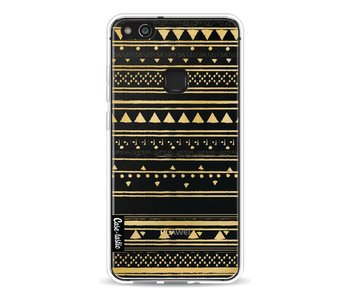 Gold Tribal - Huawei P10 Lite