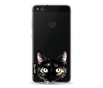 Peeking Kitty - Huawei P10 Lite