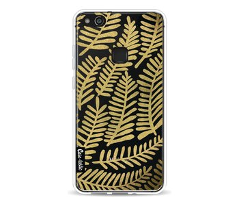 Gold Fronds - Huawei P10 Lite