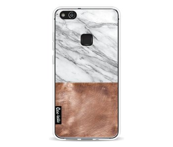 Marble Copper - Huawei P10 Lite