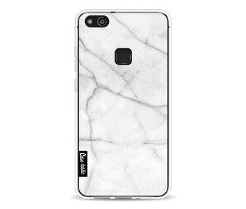 White Marble - Huawei P10 Lite