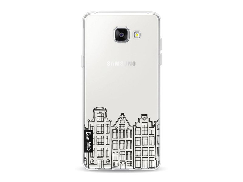 Casetastic Softcover Samsung Galaxy A5 (2016) - Amsterdam Canal Houses