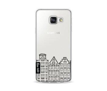 Amsterdam Canal Houses - Samsung Galaxy A3 (2016)