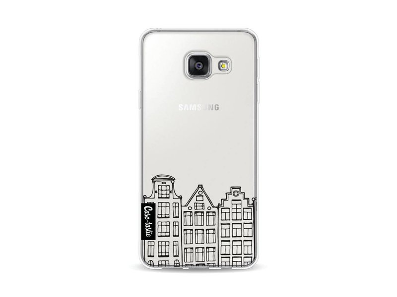 Casetastic Softcover Samsung Galaxy A3 (2016) - Amsterdam Canal Houses