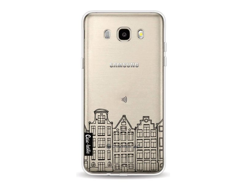 Casetastic Softcover Samsung Galaxy J5 (2016) - Amsterdam Canal Houses