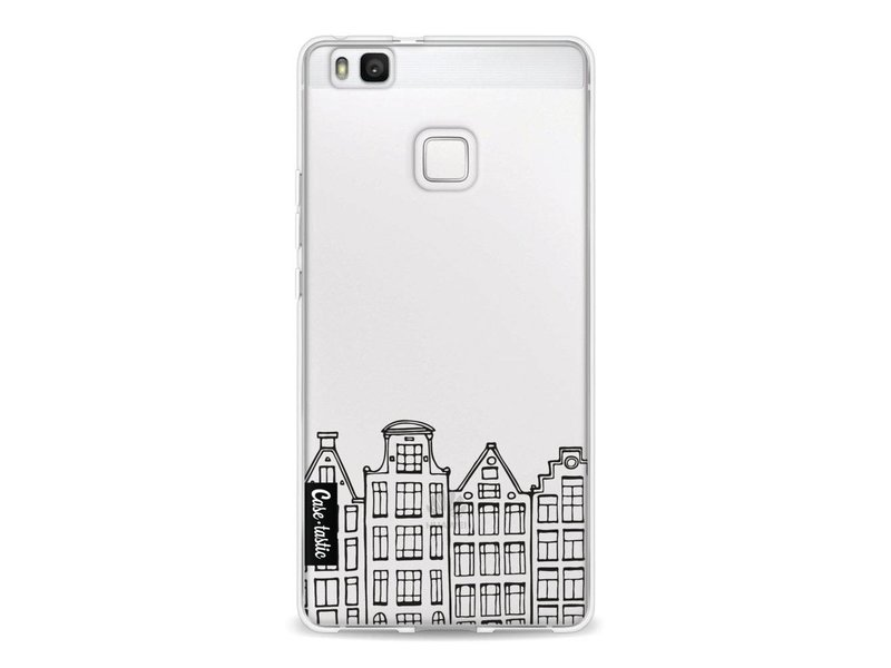 Casetastic Softcover Huawei P9 Lite - Amsterdam Canal Houses
