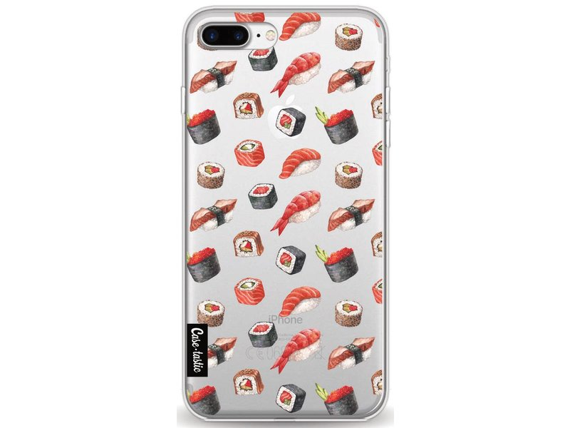Casetastic Softcover Apple iPhone 7 Plus - All The Sushi