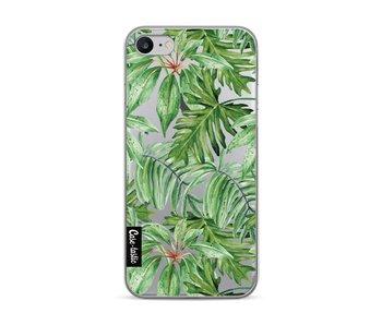 Transparent Leaves - Apple iPhone 7
