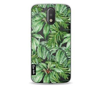 Transparent Leaves - Motorola Moto G4 / G4 Plus