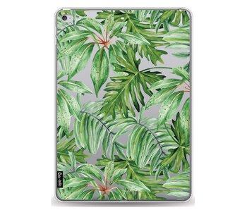Transparent Leaves - Apple iPad Air 2