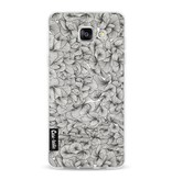 Casetastic Softcover Samsung Galaxy A5 (2016) - Abstract Pattern Black