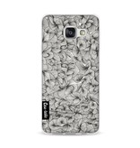 Casetastic Softcover Samsung Galaxy A3 (2016) - Abstract Pattern Black
