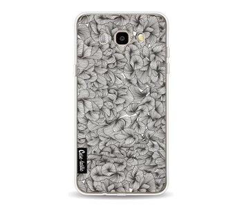 Abstract Pattern Black - Samsung Galaxy J5 (2016)