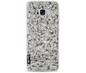 Abstract Pattern Black - Samsung Galaxy S8 Plus