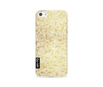 Abstract Pattern Gold - Apple iPhone 5 / 5s / SE