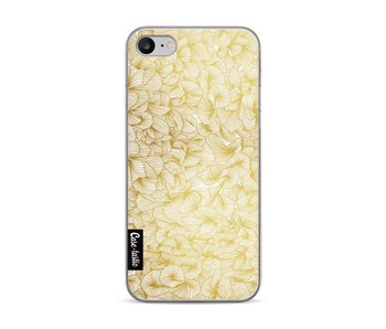 Abstract Pattern Gold - Apple iPhone 7