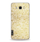 Casetastic Softcover Samsung Galaxy J5 (2016) - Abstract Pattern Gold