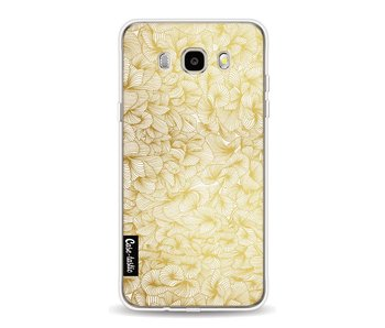Abstract Pattern Gold - Samsung Galaxy J5 (2016)