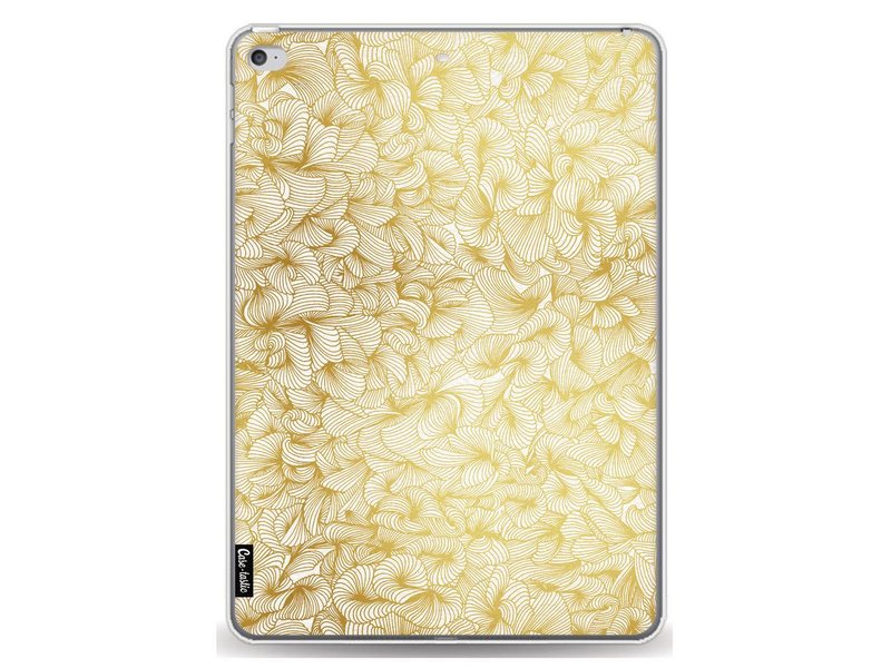 Casetastic Softcover Apple iPad Air 2 - Abstract Pattern Gold