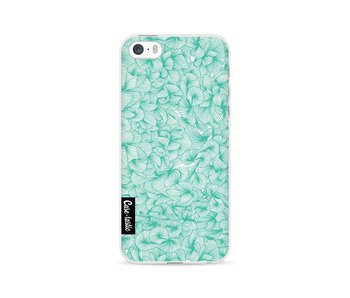 Abstract Pattern Turquoise - Apple iPhone 5 / 5s / SE