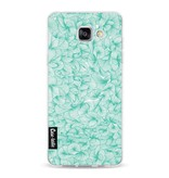 Casetastic Softcover Samsung Galaxy A5 (2016) - Abstract Pattern Turquoise