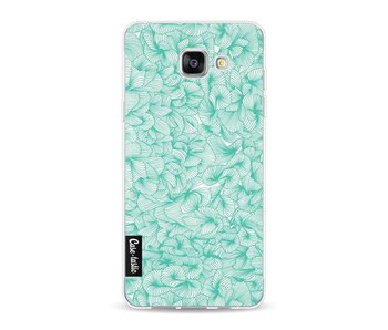 Abstract Pattern Turquoise - Samsung Galaxy A5 (2016)