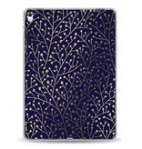 Casetastic Softcover Apple iPad Pro 9.7 - Berry Branches Navy Gold