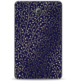 Casetastic Softcover Samsung Galaxy Tab A 10.1 (2016) - Berry Branches Navy Gold