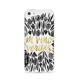 Casetastic Softcover Apple iPhone 5 / 5s / SE - Black Vino Veritas Artprint