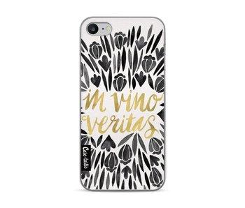 Black Vino Veritas Artprint - Apple iPhone 7