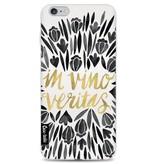 Casetastic Softcover Apple iPhone 6 Plus / 6s Plus - Black Vino Veritas Artprint