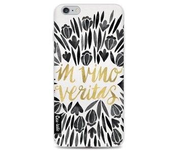 Black Vino Veritas Artprint - Apple iPhone 6 Plus / 6s Plus