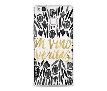 Black Vino Veritas Artprint - Huawei P9 Lite