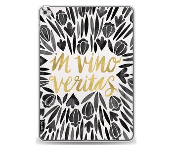 Black Vino Veritas Artprint - Apple iPad Air 2