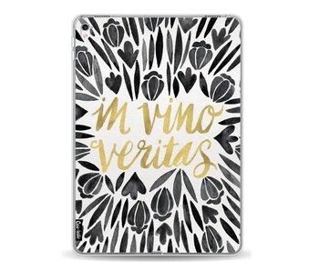 Black Vino Veritas Artprint - Apple iPad Pro 9.7