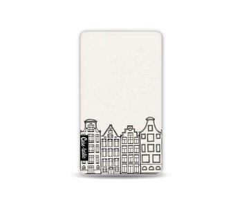 Amsterdam Canal Houses - Powerbank 4.000 mAh