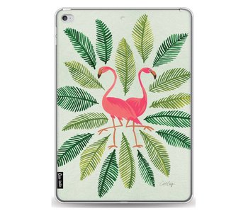 Flamingos Green - Apple iPad Air 2