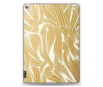 Gold Organic Pattern - Apple iPad Air 2