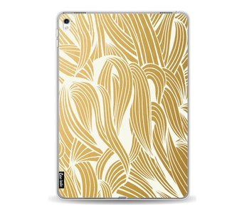 Gold Organic Pattern - Apple iPad Pro 9.7
