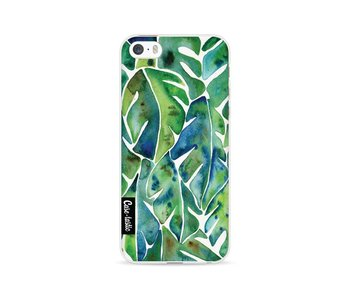 Green Philodendron - Apple iPhone 5 / 5s / SE
