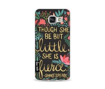 Little Fierce Charcoal - Samsung Galaxy A3 (2016)