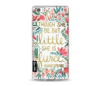 Little Fierce White - Huawei P8 Lite