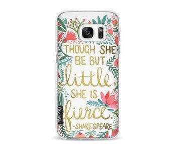 Little Fierce White - Samsung Galaxy S7