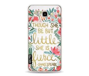 Little Fierce White - Samsung Galaxy J5 (2016)