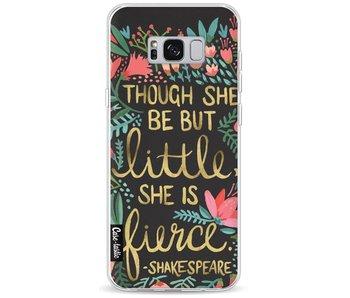 Little Fierce Charcoal - Samsung Galaxy S8 Plus