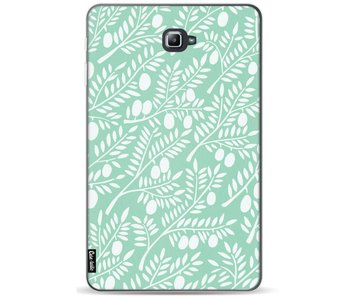 Mint Olive Branches - Samsung Galaxy Tab A 10.1 (2016)